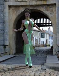 Fantasy Heroine 1 by akizz