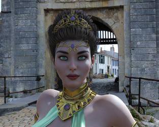 Fantasy Heroine 4 by akizz