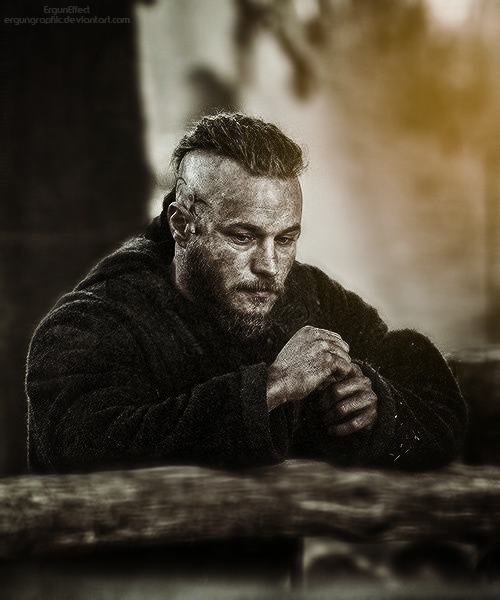Ragnar Lothbrok By Ergungraphic On Deviantart