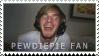 PewDiePie Stamp by MissButtler