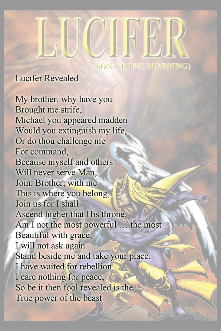 Lucifer by DevinRichard