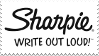 .:SHARPIE:. -Stamp by ChiiSpirit