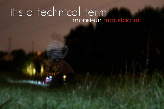 Cover Art - It's a Technical Term - Single