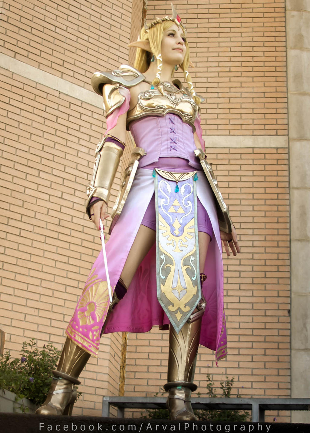 Princess Zelda Hyrule Warriors By Arvalus On Deviantart