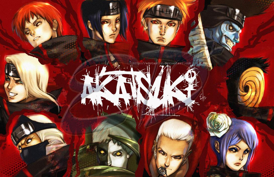 Akatsuki....cool by EdoTastic