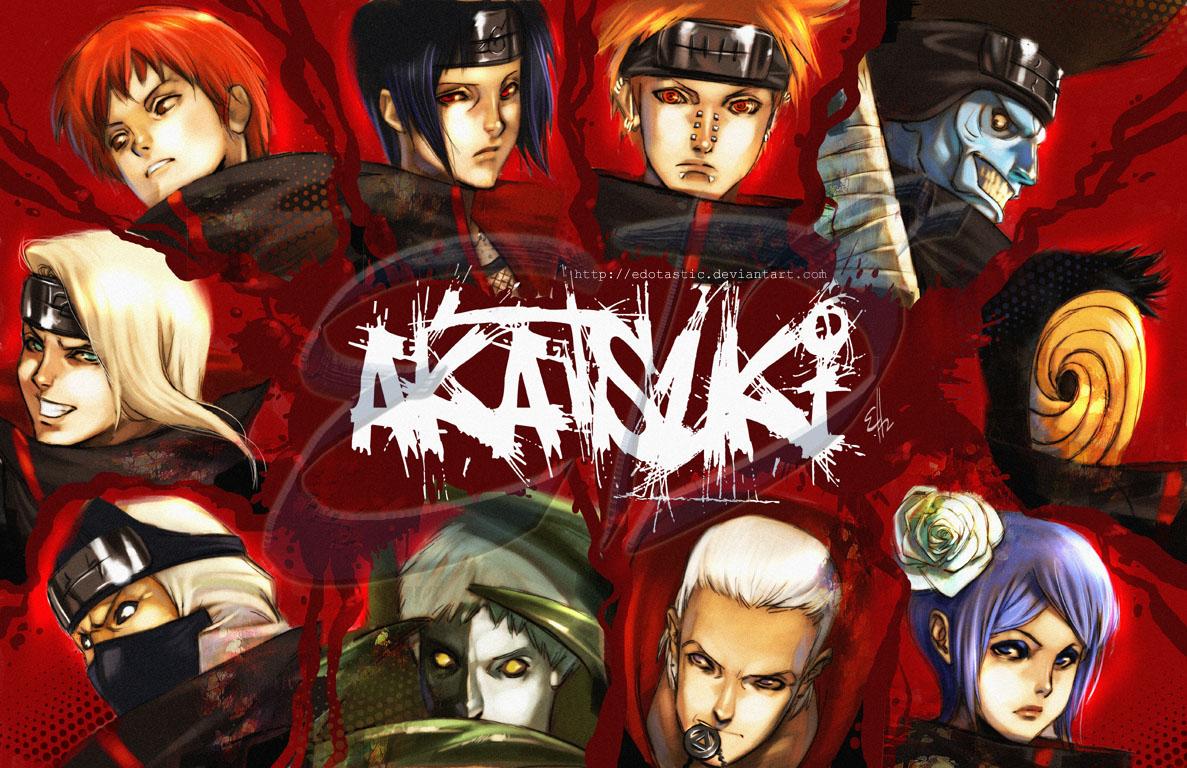 Cool Akatsuki