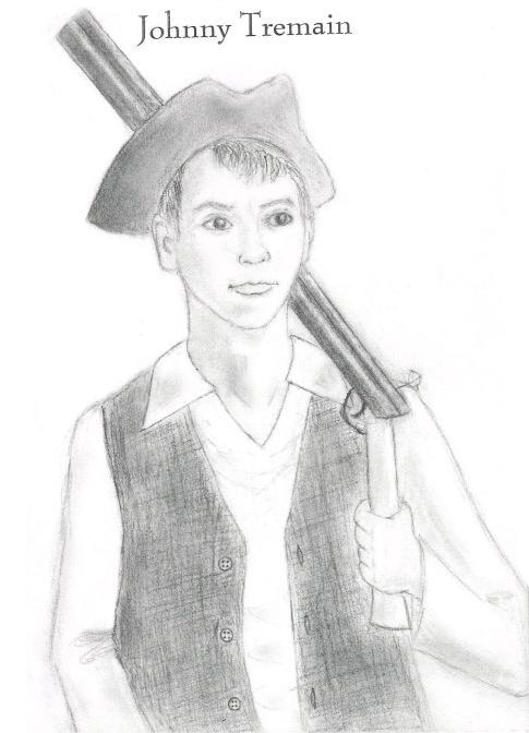 Johnny Tremain By Radiolarian