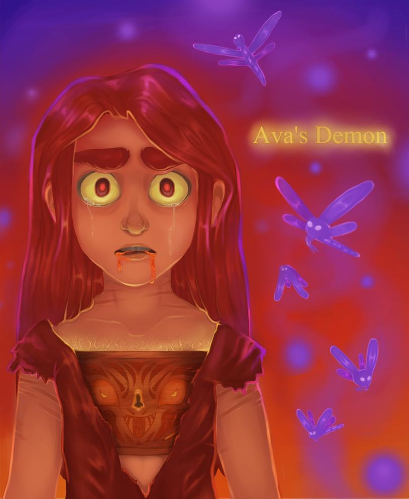 Ava's Demon by Staccia