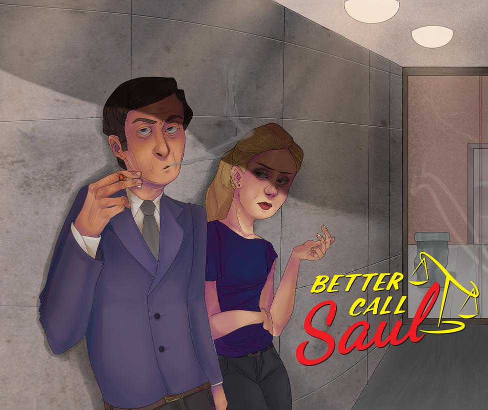 Betta Call Saul by Staccia