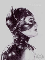 Catwoman by Neko-Animel
