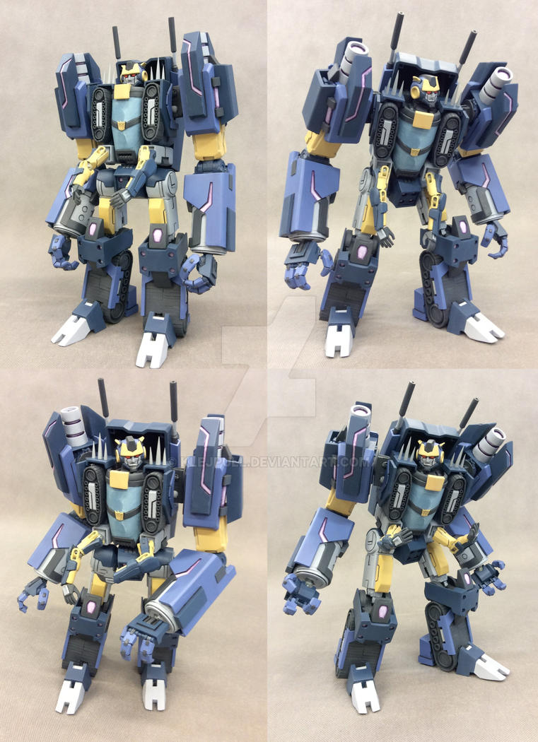 IDW Helex replica by Klejpull
