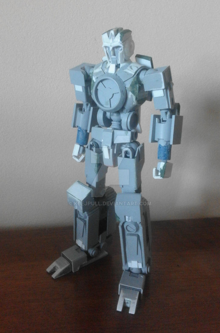 Kaon replica WIP by Klejpull