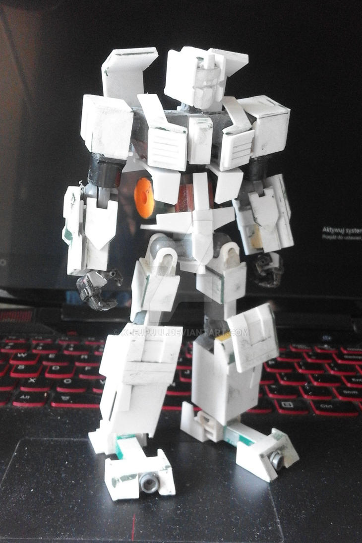 First Aid replica WIP 01 by Klejpull
