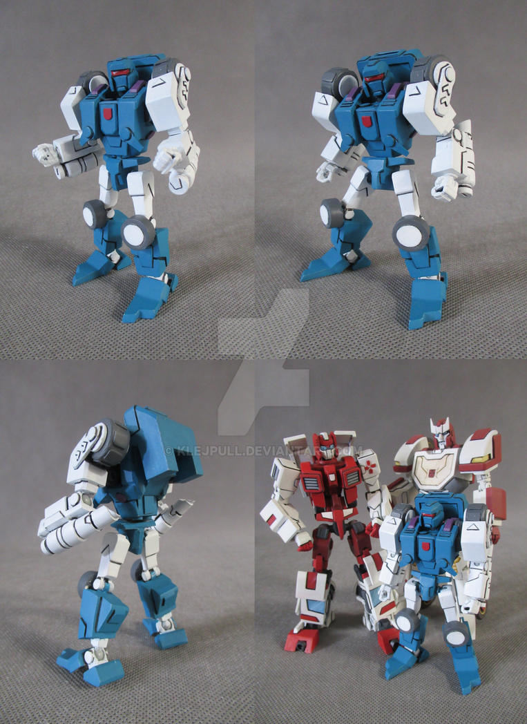 IDW Pipes replica by Klejpull