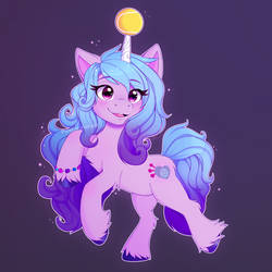 Izzy - My Little Pony New Generation