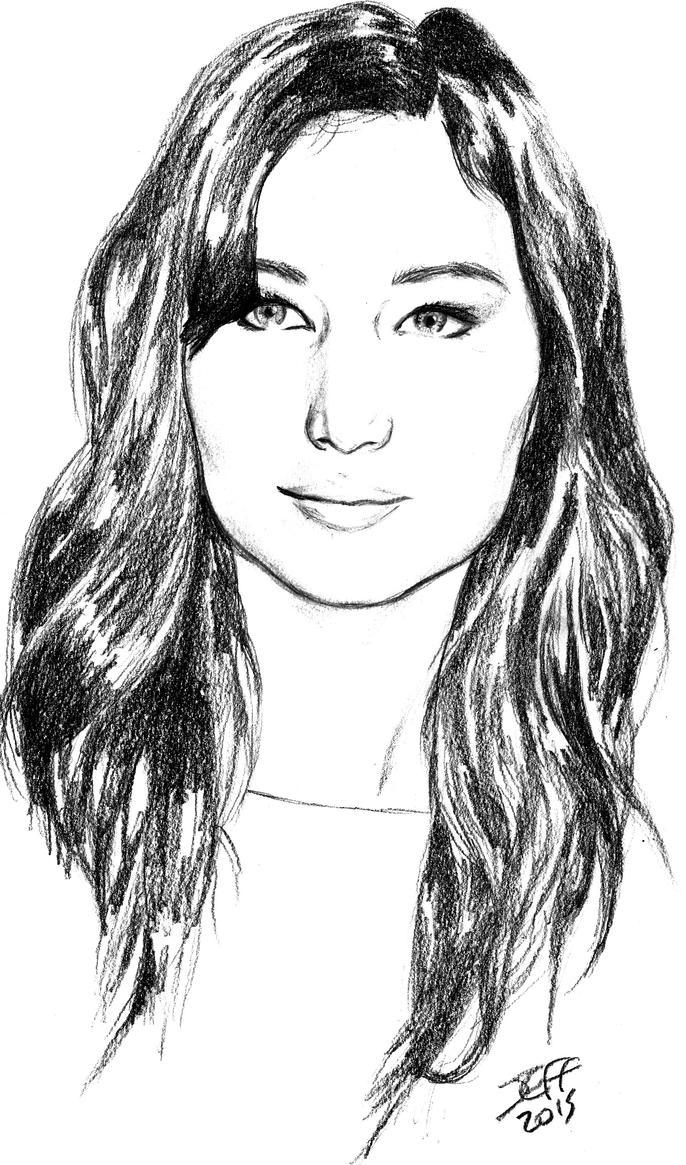 Jennifer lawrence reforced trait by jeffbanner
