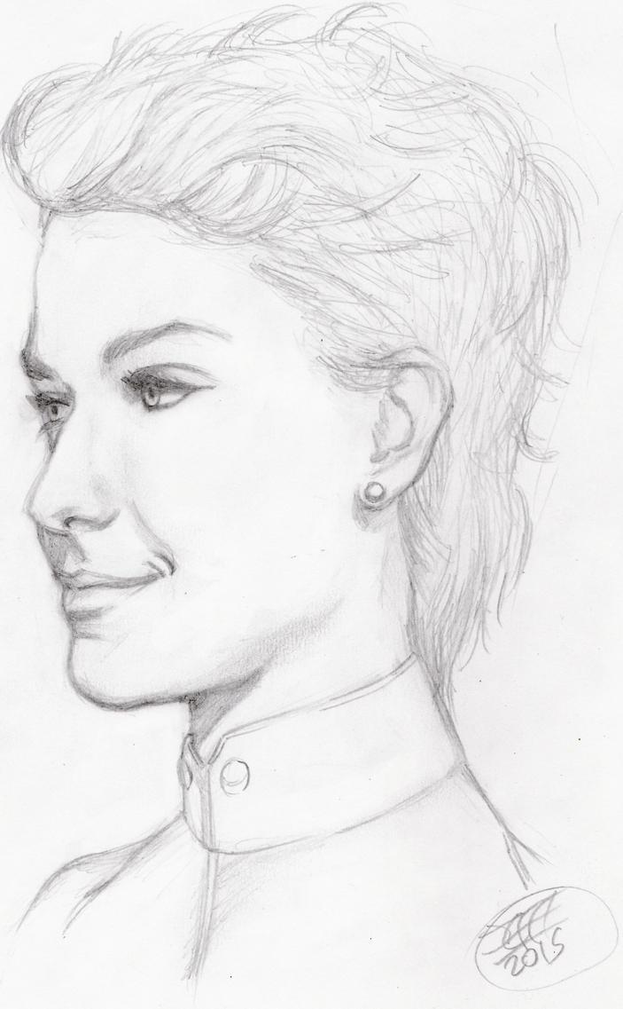 Carol Danvers by jeffbanner