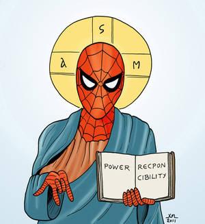 Spider-jesus