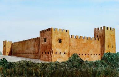Fragokastelo, Crete by Lord-Makro