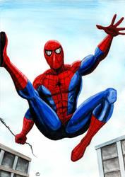 Spiderman by Lord-Makro