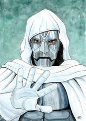 God Emperor Doom by Lord-Makro