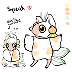 Squeak Ref *MYO Birdfolk*