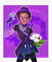 Sombra by LollyDoom
