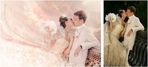 wedding fairy-tale by Vuelo