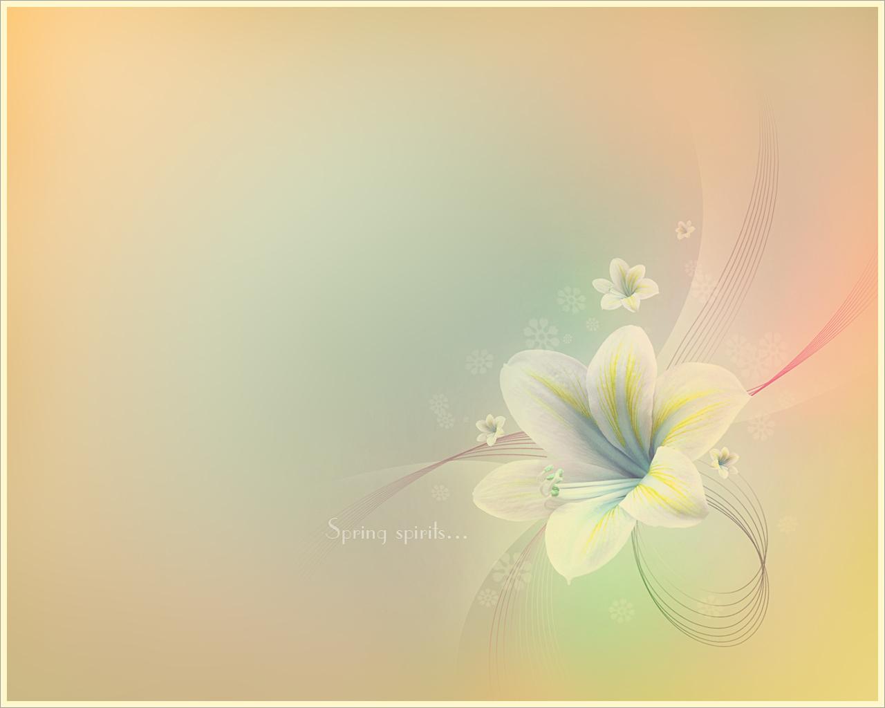 Spring spirits
