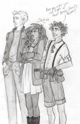 Percy Jackson favourites by 300rupees on DeviantArt