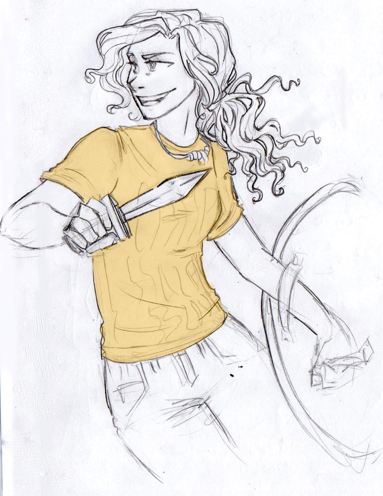 annabeth chase naked drawings