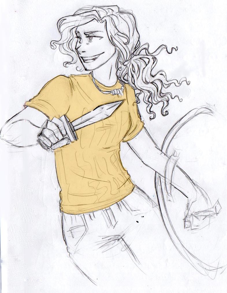 Annabeth Chase by RiTTa1310