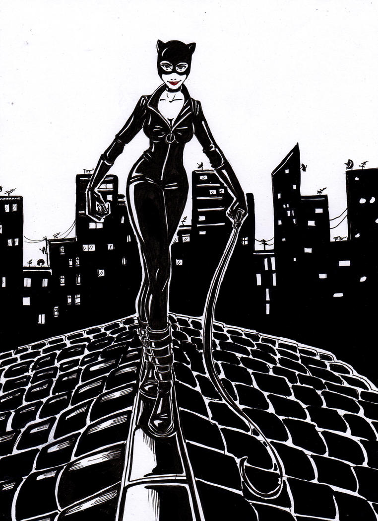 Catwoman by RiTTa1310
