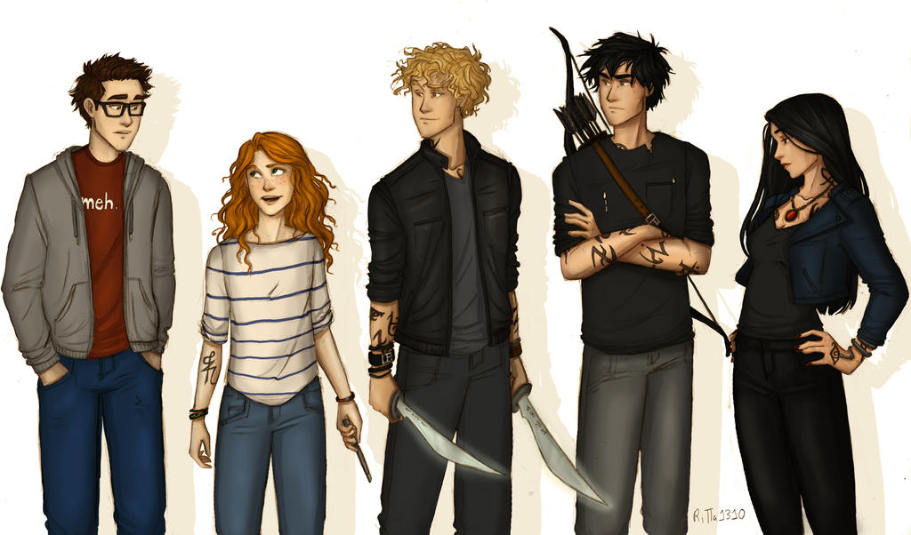 city of ashes characters - photo #28