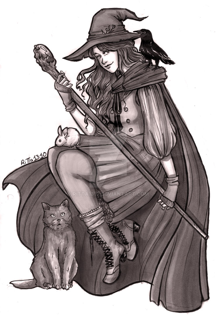 Witchsona by RiTTa1310
