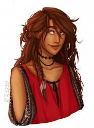 Piper portrait by RiTTa1310