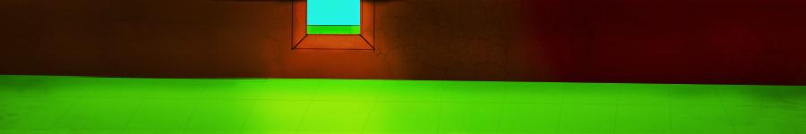 Minecraft Style Website Banner