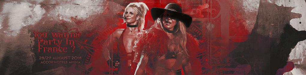 Britney Spears Paris Blend