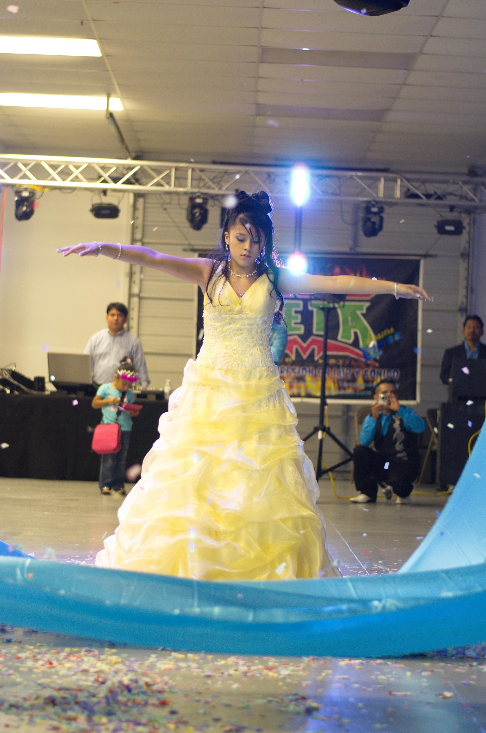kika martinez performing one of her dances by xxXcricketXxx