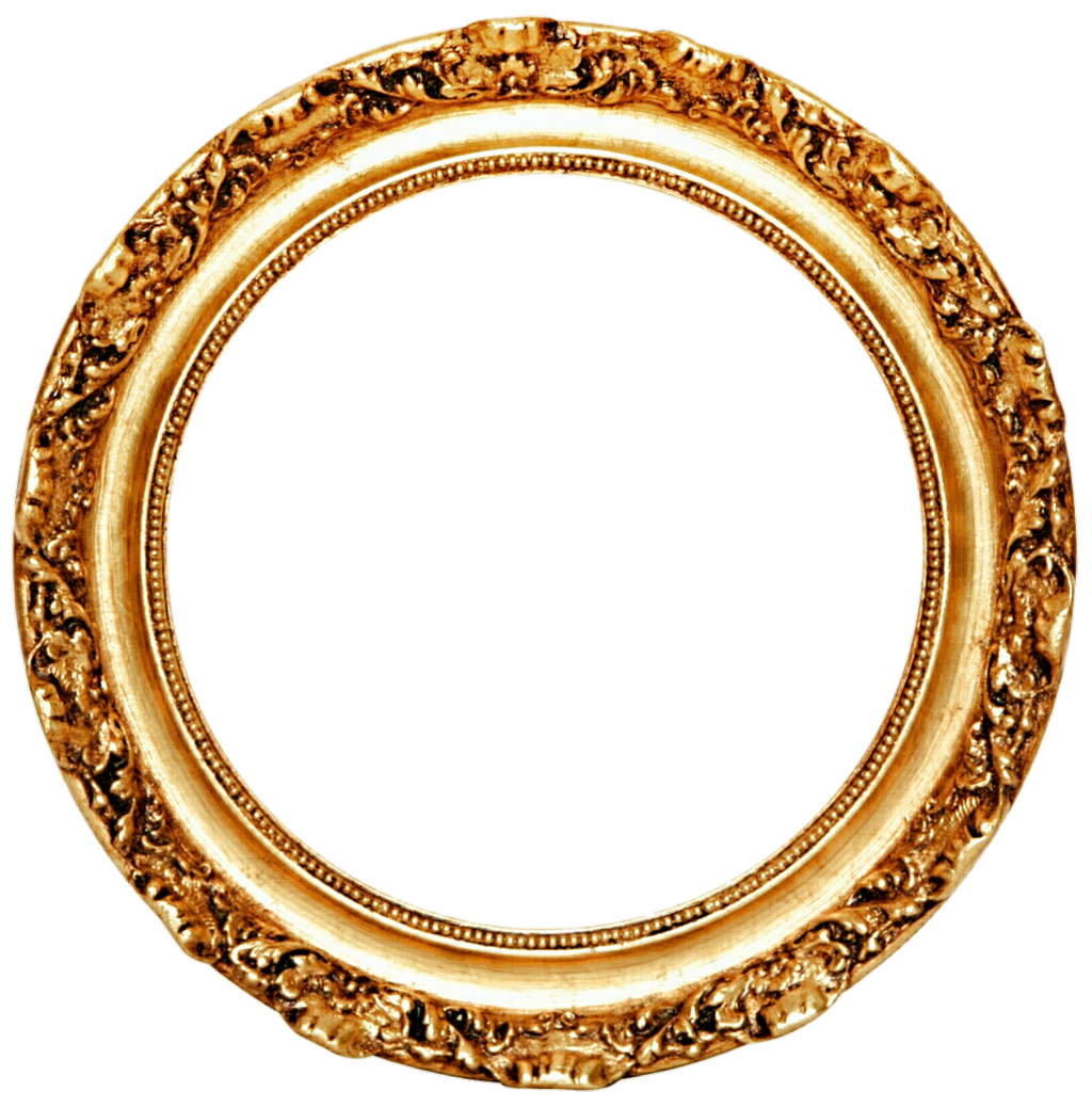 round gold antique frame 2 by jeanicebartzen27 on deviantart