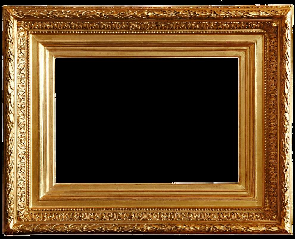 Gold Antique Frame 10 by jeanicebartzen27 on DeviantArt