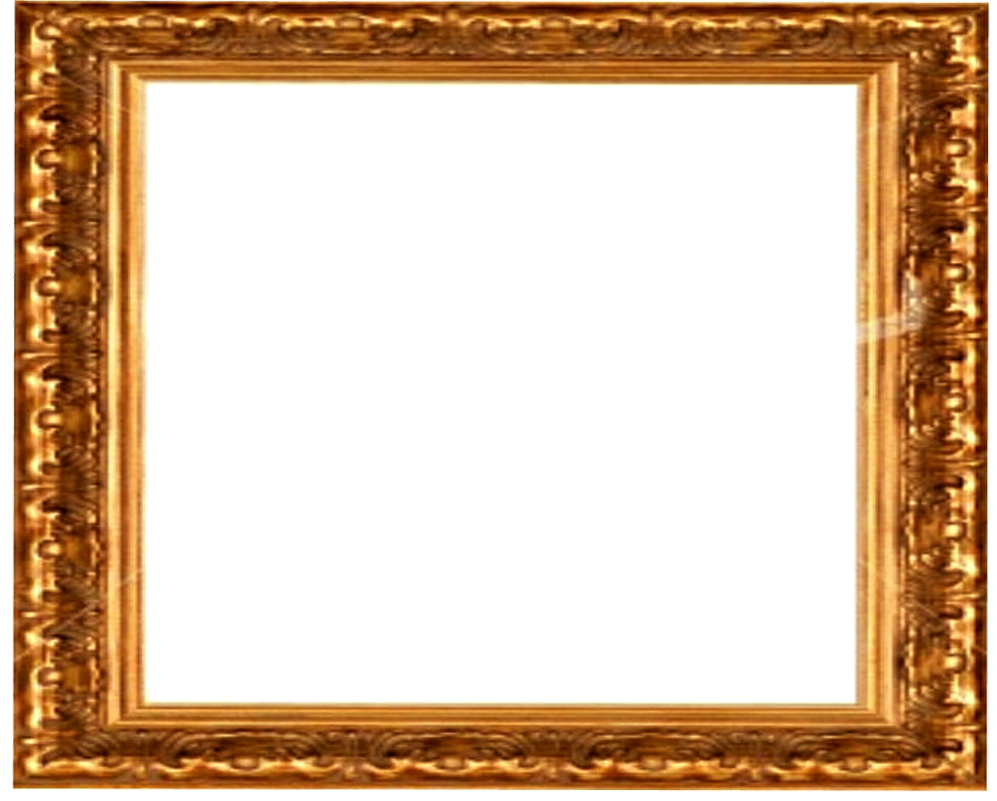 Antique Gold Frame Png Gold Antique Frame 12 by
