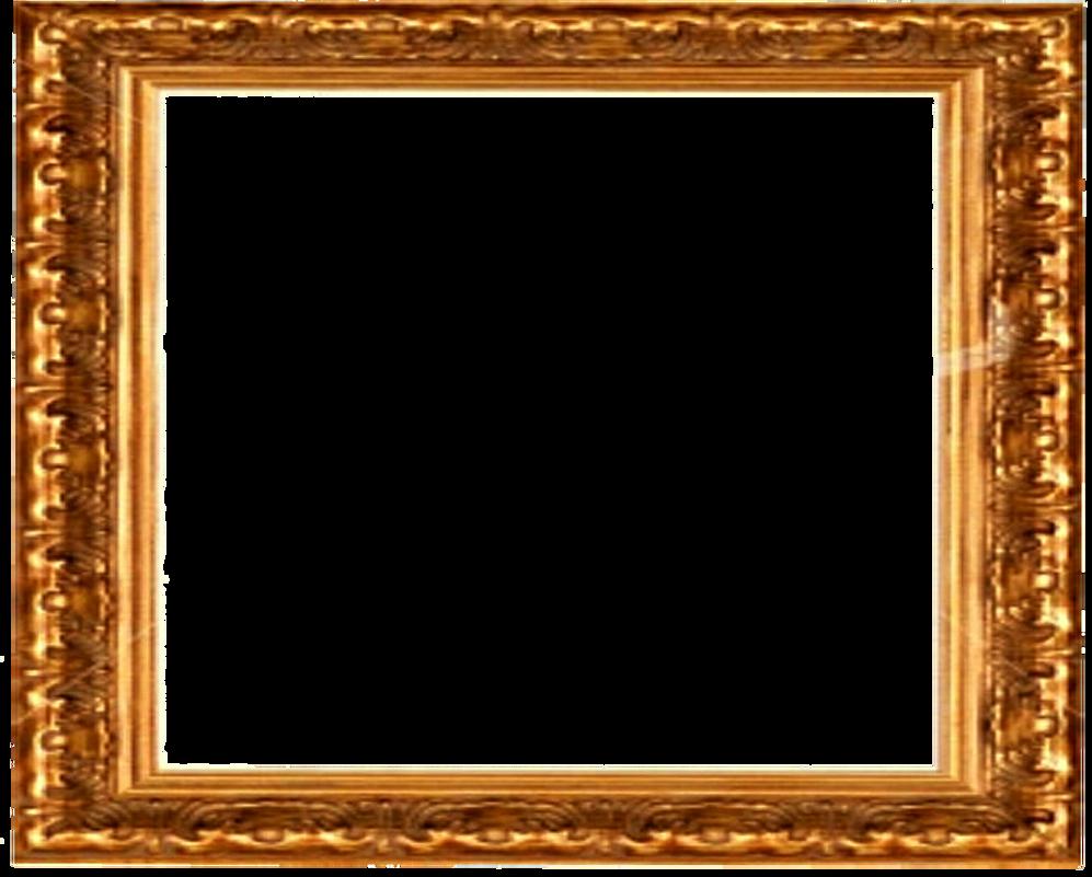 Antique Gold Frame Png Gold Antique Frame 12 by