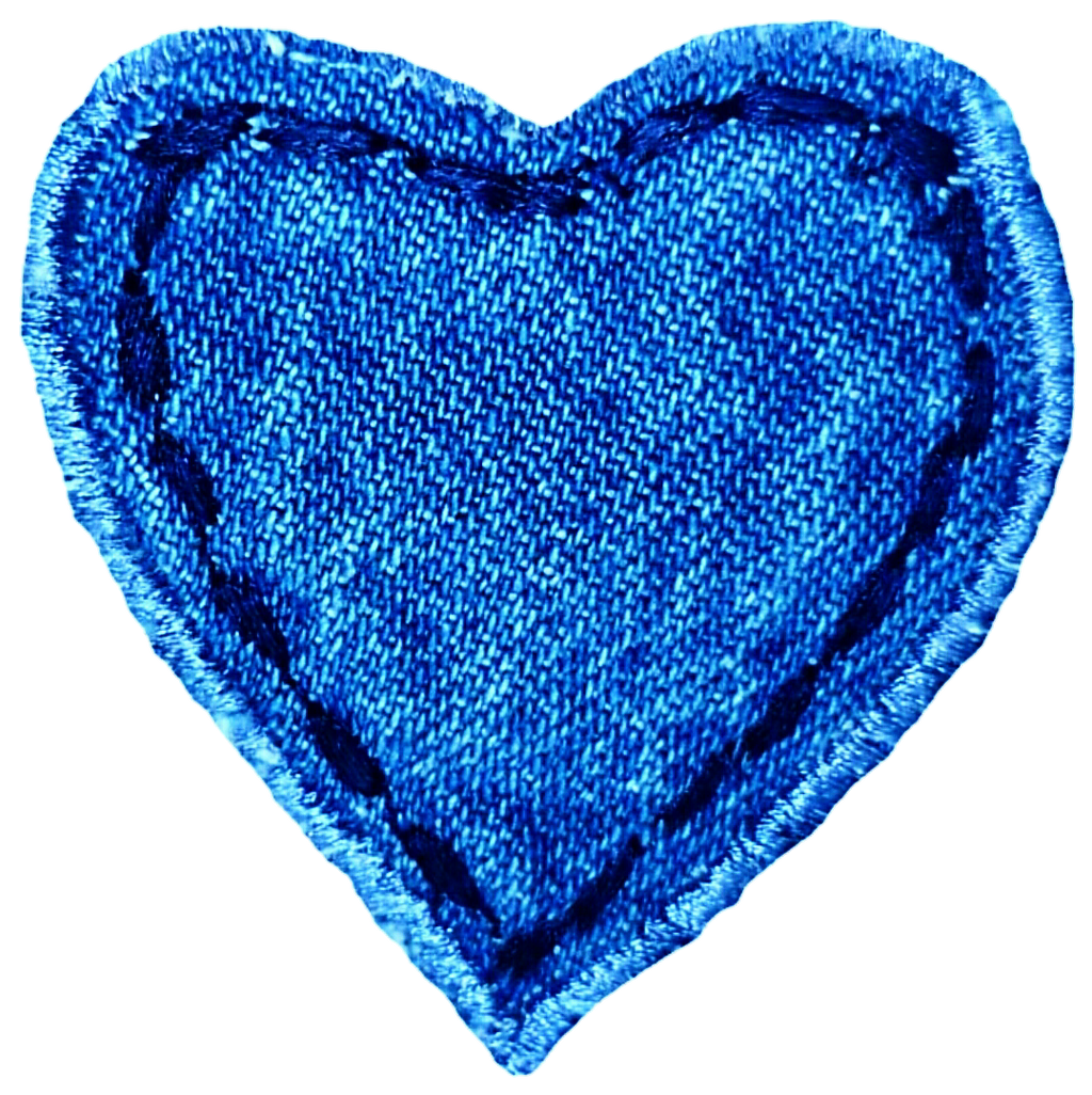 Apr 11, · Place the denim hearts on a piece of parchment paper and coat with fabric glue, which helps seal the edges so they won't fray. Once the hearts are dry, use a colorful length of string to sew the bottom sides of the heart, leaving the top rounded edges open for holding the page in your londonmetalumni.ml Country: US.