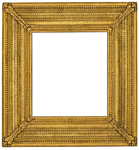 Antique Bamboo and Wicker Frame