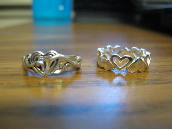 Wedding Rings by nonemovampire on DeviantArt