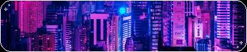 f2u purple city long divider