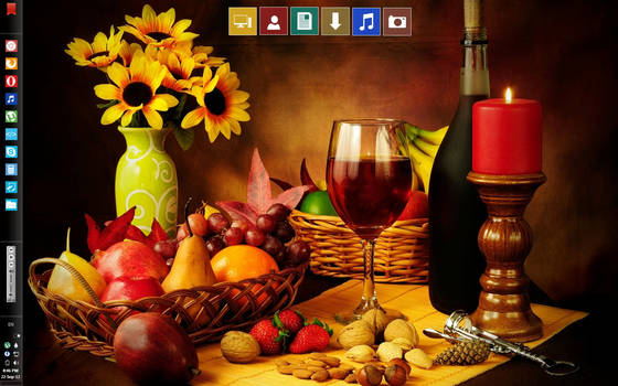 Autumn Metro Desktop