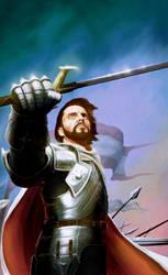 A true knight by vakulya