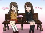 The Idolmaster Cinderella girls- Uzuki Shimamura